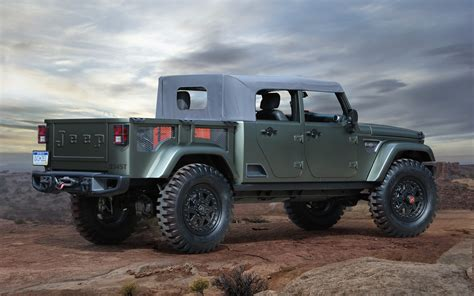 Fc 150 Jeep Jeep Fc 150 Concept Picture Gallery Photo 16 18 The