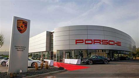 Porsche Zentrum Oberursel by Porsche Zentrum Bad Homburg Oberursel Startet Autohaus De