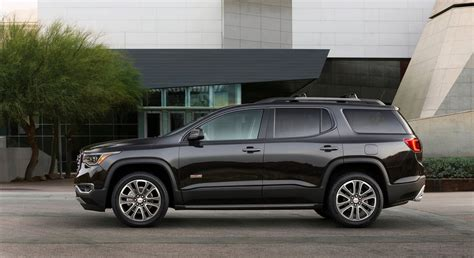 gmc acadia colors 2019 2019 gmc acadia review features design release date