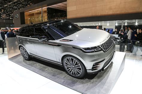 range rover car interior range rover velar revealed price specs interior autocar