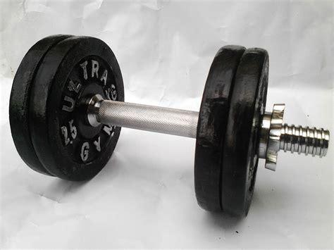 Stick Damble 10kg toko alat fitness indonesia
