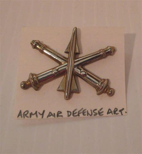 Air Defense Artillery Officer by 1 Air Defense Artillery Officer Badge U S Army
