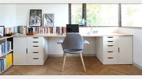 Ikea Desks Office Ikea Vika Alex Office Study Desk Inspired By Reality Pinterest Cabinets Tables And Studios