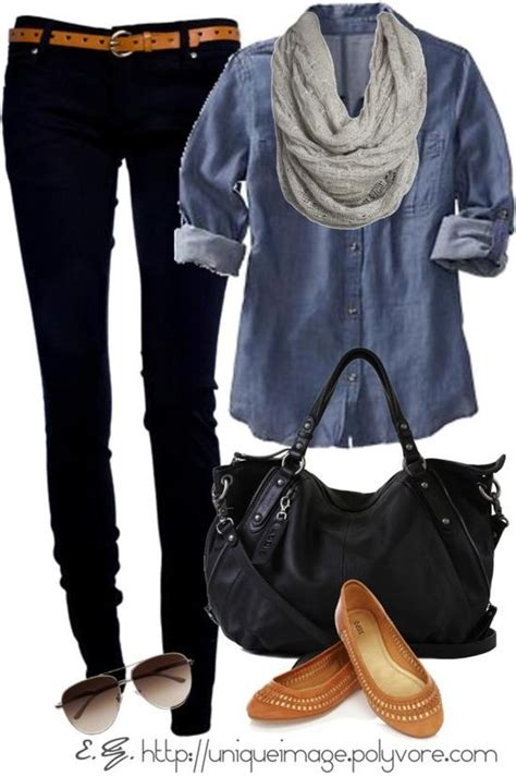 how to create a stylish black and gold 3d text effect in a good casual weekend outfit the chambray shirt and dark