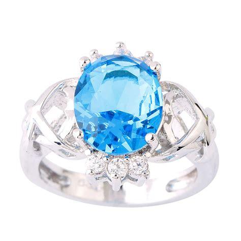 blue white topaz sterling silver ring nadine jardin