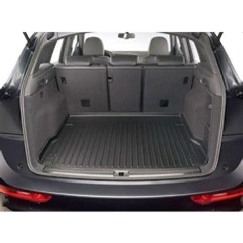 Audi Q5 Cargo Mat audi q5 2009 2017 oem 8r0 061 180 cargo area liner trunk