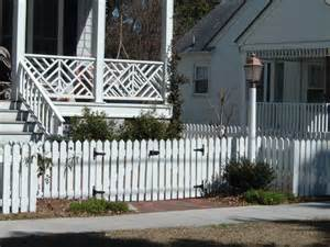 residential custom wood picket fence fences unlimited fences unlimited