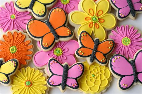 beautiful butterfly cookies decorating how to glorious