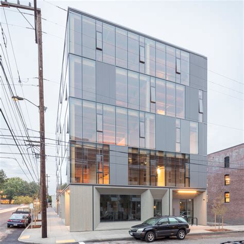 architects portland oregon glass architecture and design projects dezeen