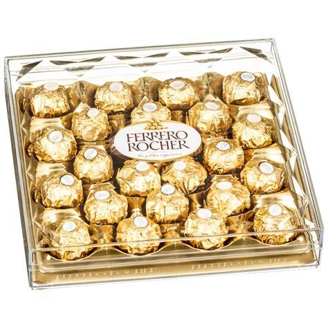 Diy Storage Box by Ferrero Rocher 24pc Box 200g Groceries Chocolate Gift