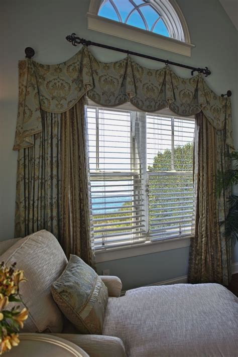 Custom Window Coverings by Pin Custom Window Treatments Specialty Coverings Design On