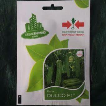 Benih Pare Hibrida benih paria dulco f1 7 biji panah merah bibitbunga