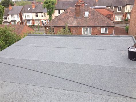 Flat Roof Repair Cost How To Repair A Leaking Flat Roof Once And For All