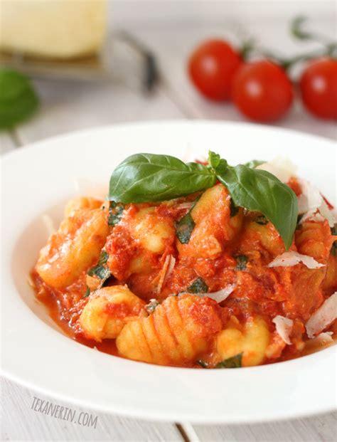 gnocchi with tomato sauce recipe dishmaps