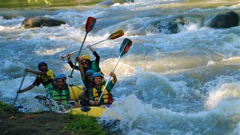 Delta Elo Rafting 1 menikmati serunya rafting di sungai elo tribun jogja
