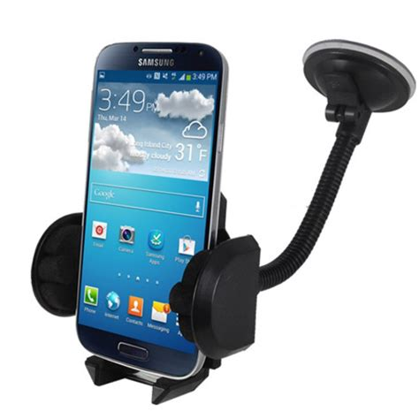 Special Holder Ac Mobil 3 in 1 universal smartphone car holder for windscreen ac
