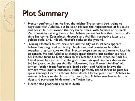 Achilles Vs Hector Essay by Achilles And Hector The Illiad Essay Corruptionusa X Fc2