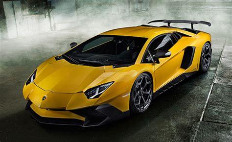 How Much Horsepower Does Lamborghini Aventador Lighter Faster Meaner Novitec S Lamborghini Aventador
