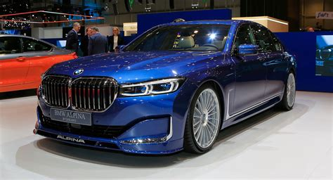 alpina  xdrive  super limo   hp