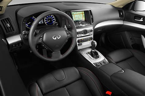 2012 Infiniti G37 Interior by 1937 Car Stock Photos Kimballstock