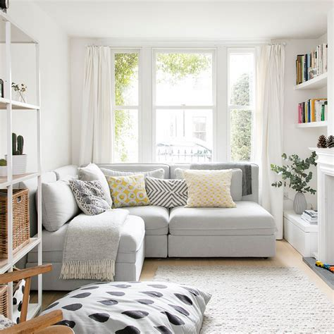 Small Lounge Sofa by Small Living Room Ideas How To Decorate A Cosy And