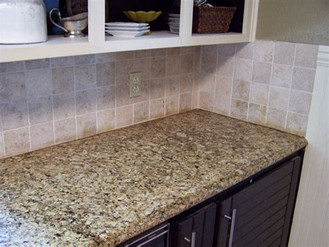 Easy Backsplash Kitchen by Older And Wisor Painting A Tile Backsplash And More Easy