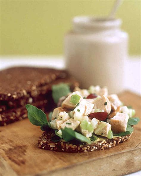 chicken salad recipes martha stewart chicken salad sandwich recipe martha stewart