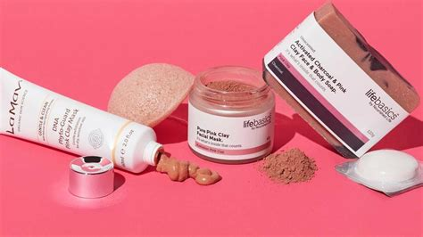 Pink Clay Mask what s so about pink clay masks nourished