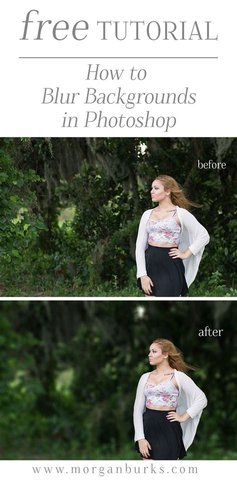 tutorial photoshop cs5 how to blur background 78 best images about photoshop tutorials on pinterest