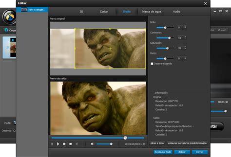 convertir imagenes en 4k 191 cu 225 l es el mejor editor de videos 4k