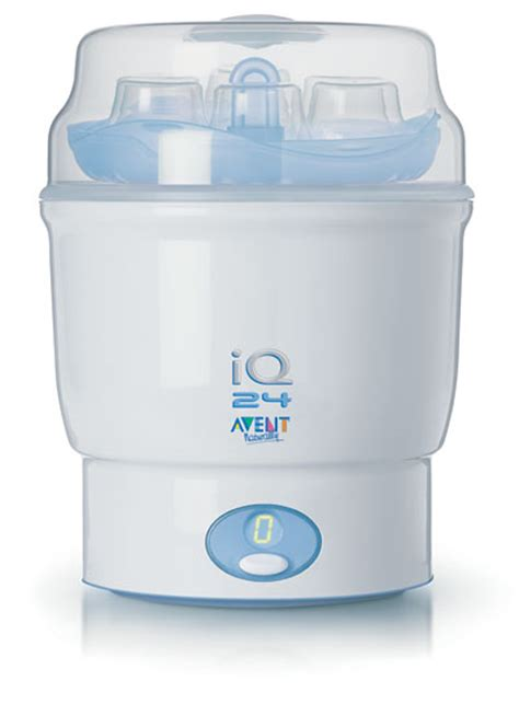 Iq Baby Multifunction Steam Sterilizer Murah avent iq 24 electronic steam sterilizer