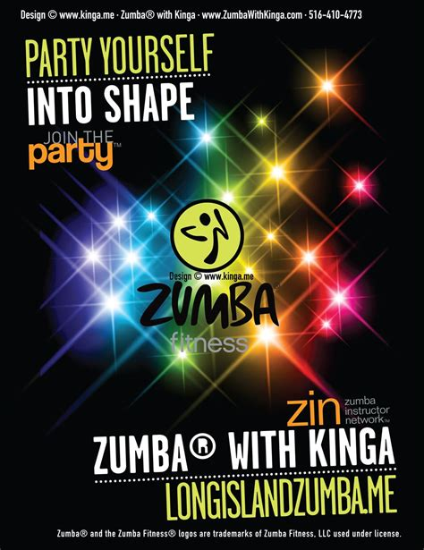 design zumba poster next stop pinterest zumba fitness and exercises