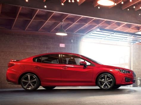 2017 subaru impreza sedan blue 2017 subaru impreza revealed kelley blue book
