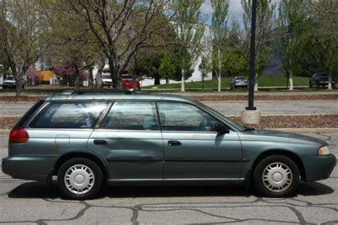 1995 subaru outback buy used 1995 subaru legacy l outback wagon 4 door 2 2l