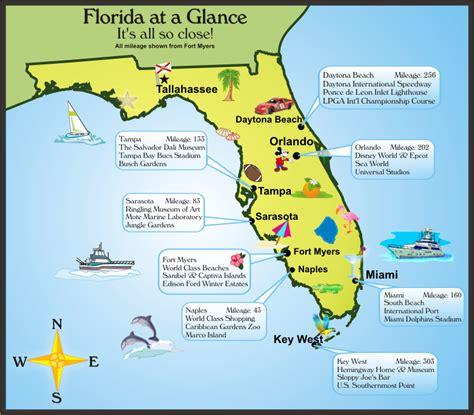 map destinations florida tropical lifestyles