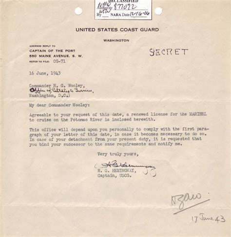 Sea Service Letter Uscg Guardian Spies The Story Of The U S Coast Guard And Oss In World War Ii Uscg Oss Domestic