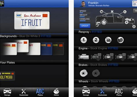 mobile xvideo grand theft auto ifruit sur iphone et android jeux