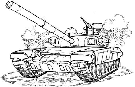 Coloriage Tank Les Beaux Dessins De Transport 224 Imprimer Tanks Coloring Pages Croke