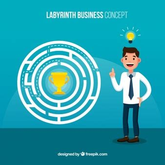 Business Challenge Concept Vector Free Download
