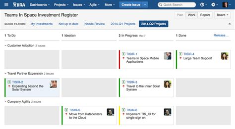 Project Portfolio Management With Jira Agile 2 2 Atlassian Blogs Jira Project Management Template