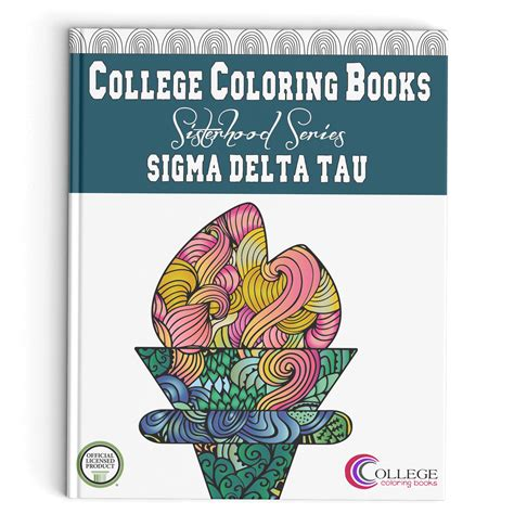 the crown a sigma novel sigma novels books sigma delta tau coloring book college coloring books