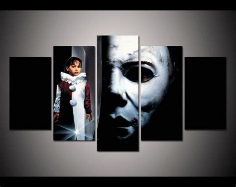 Michael Myers Decorations by Get Cheap Prints Aliexpress