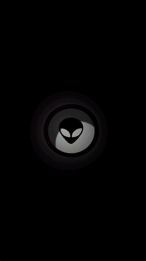 Wallpaper Black And White For Iphone 6   black alien iphone 6 wallpaper iphone 6 wallpaper