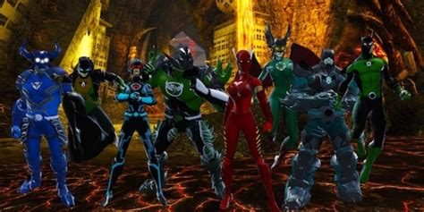 dc universe  celebrates seventh anniversary