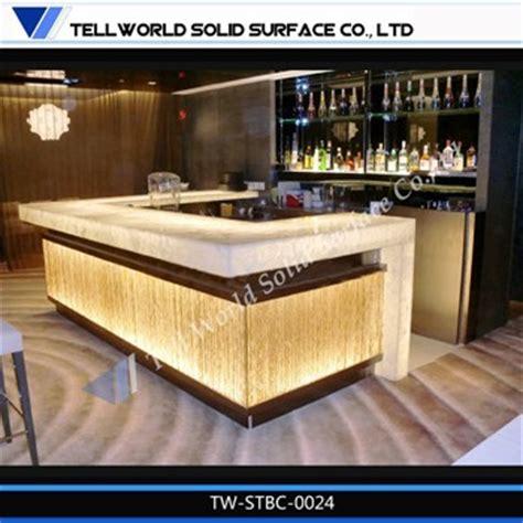 modern bar furniture commercial commerciale mobilier de bar moderne comptoir de bar pub