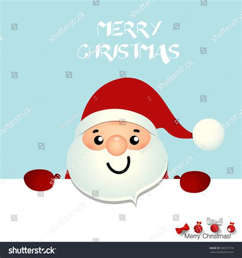christmas cards shutterstock greeting card santa claus stock vector 508319176
