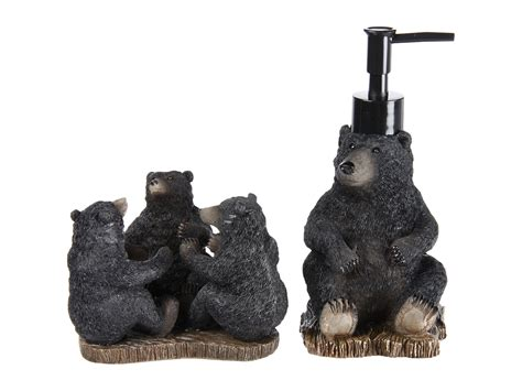 bear bathroom accessories sets bear bathroom accessories images frompo 1