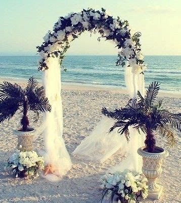 Wedding Arch Way by Best 20 Wedding Arch Tulle Ideas On
