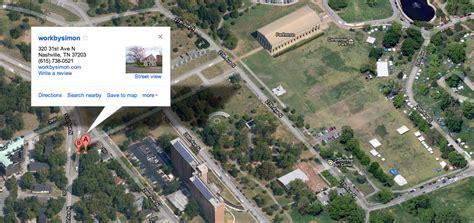 Office Location by Workbysimon Is A Nashville Web Design Studio Offering