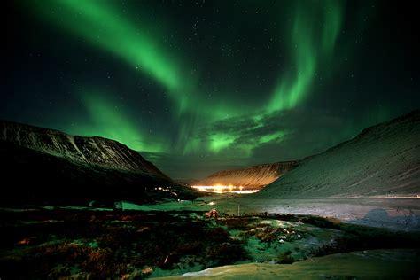 polarlichter wann islande aurores bor 233 ales
